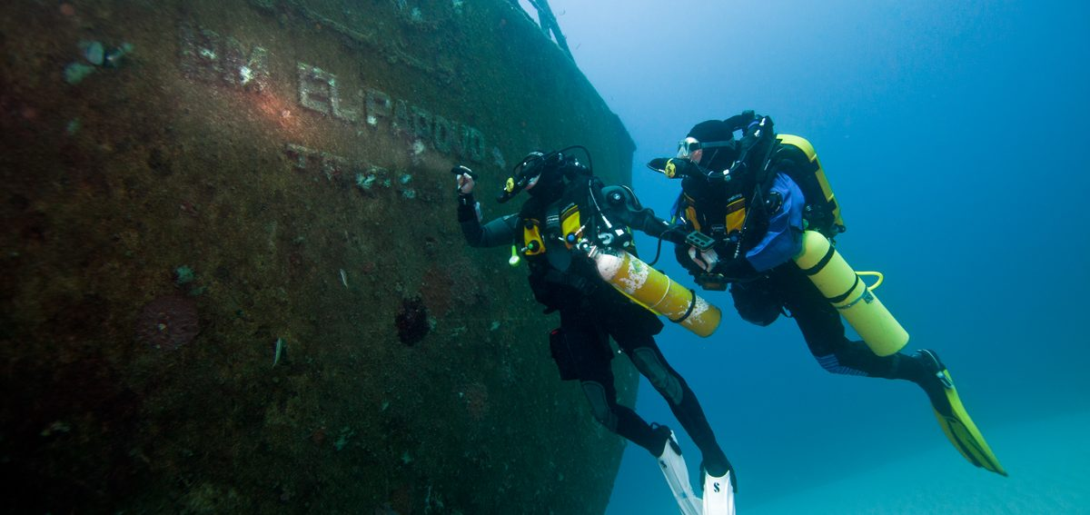 Recreational rebreather training