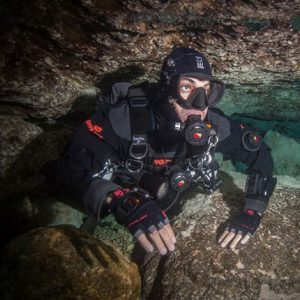 IANTD OC or Sidemount Technical Cave Diver