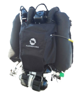 Lungfish Rebreather