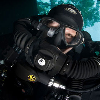 IANTD CCR Introductory Cave Diver