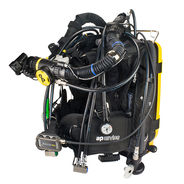 AP Evolution Inspiration Rebreather Training