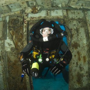 IANTD CCR Wreck Diver