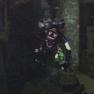IANTD Technical Wreck Diver