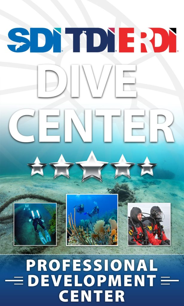 TDI 5 Star Professional Development Center Rebreather Zone
