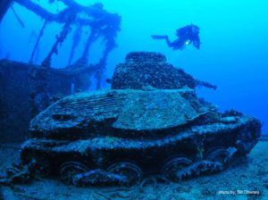 TDI Advanced Wreck Diver