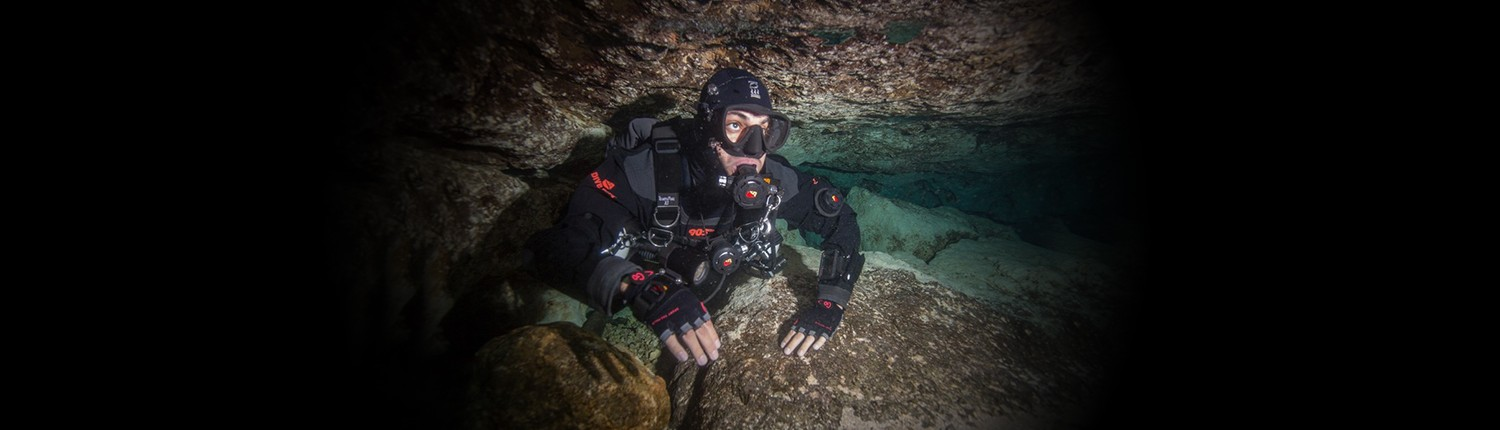TDI Intro to Cave Diver