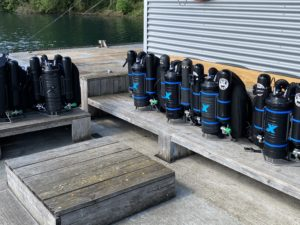 Rebreathers for CCR Course