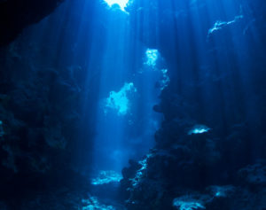 Cave Diving Photo